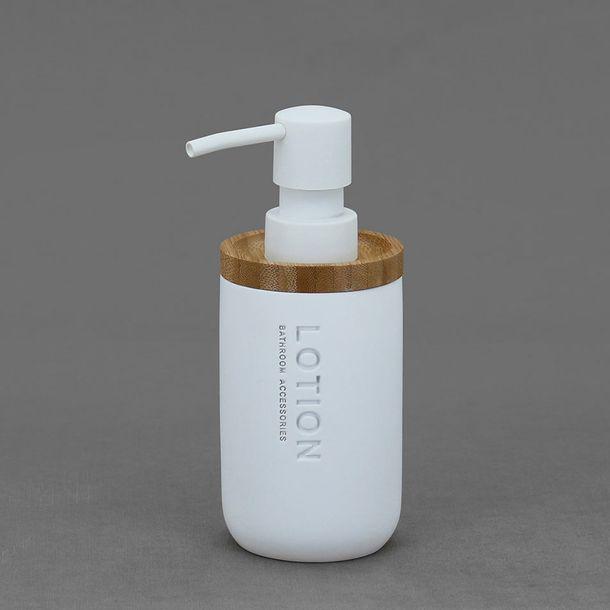 Dosificador-de-Jabon-Blanco-Bamboo