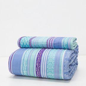 Cubrecama-Twin-Size-Etnico-Pastel